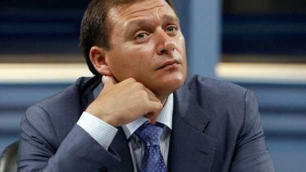 Михайло Добкін