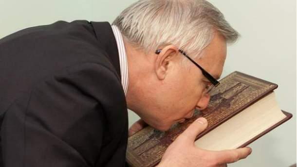 Міністр культури Леонід Новохатько