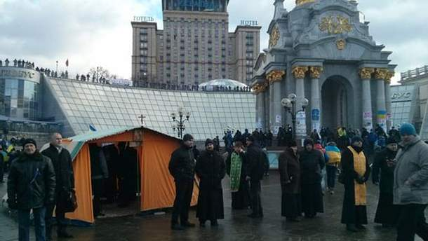 Часовня на Майдане