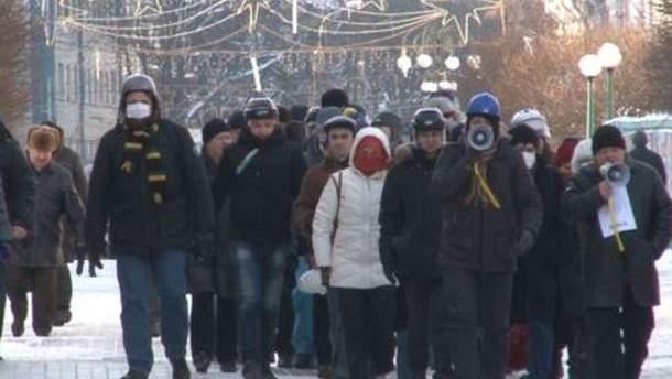 Протест у Сумах