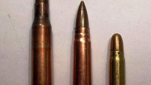 Патрони калібру 7,62 мм