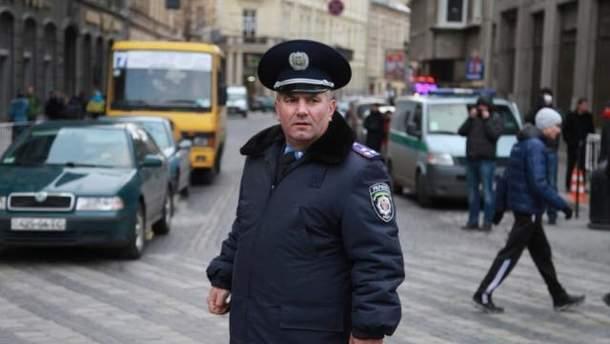 Милиция Львова