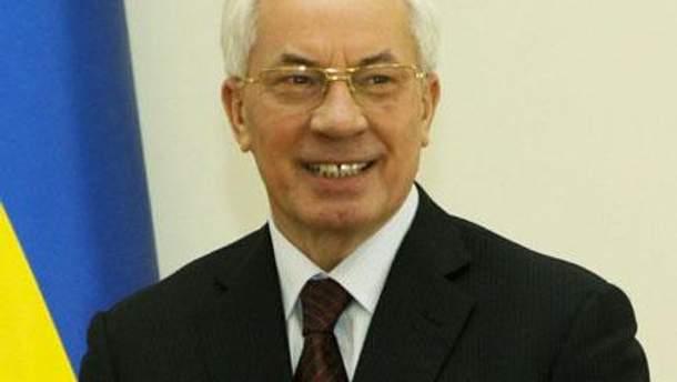 Азаров не против отставки