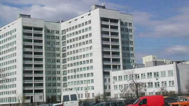 Лікарня на Братиславській