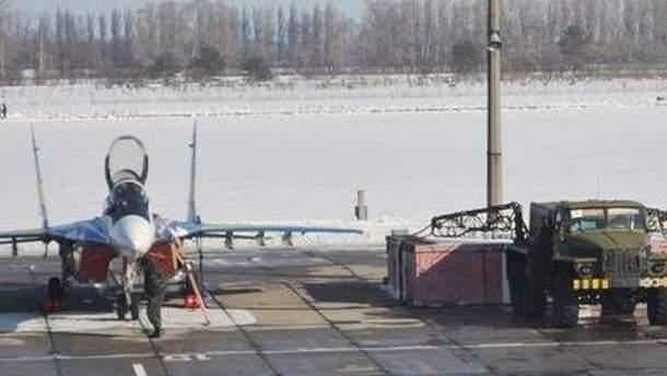 Військовий аеродром у Василькові