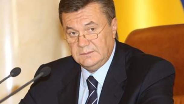 Янукович обещает амнистию