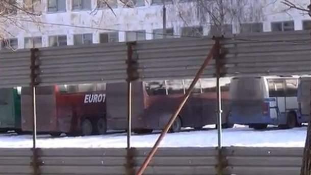 Автобусы в Василькове