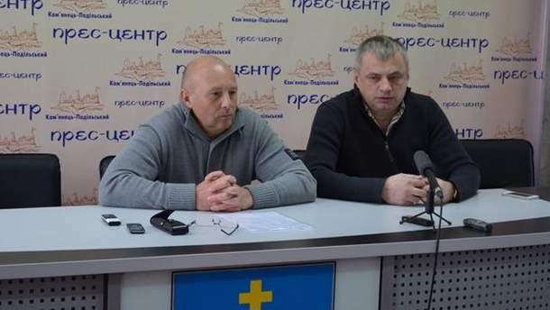 Депутаты-регионалы Каменец-Подольского горсовета