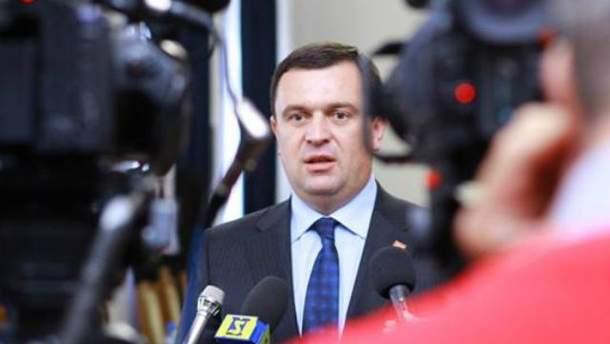 Валерій Пацкан