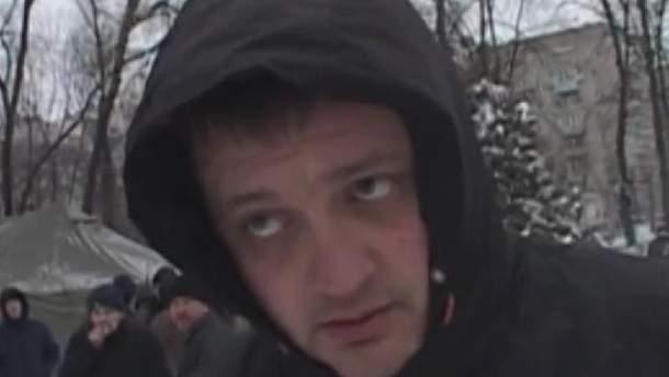 Молодик, який розбив камеру