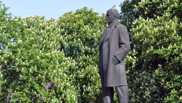 Ленин в Фастове