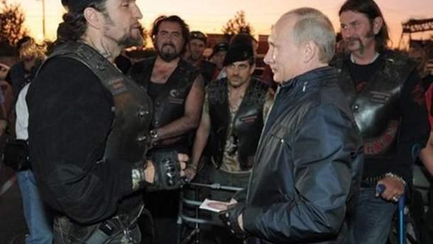 """Хирург"" и Путин"