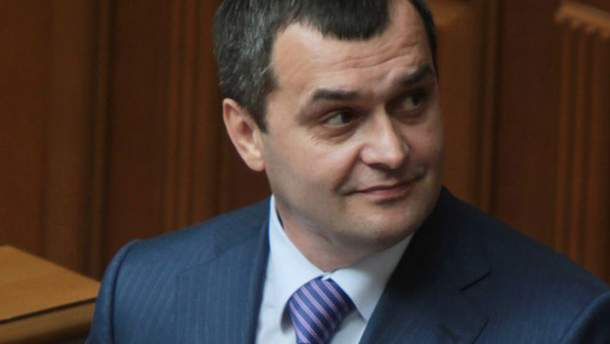 Віталій Захарченко