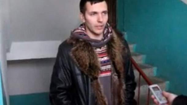 Дмитрий Савлученко