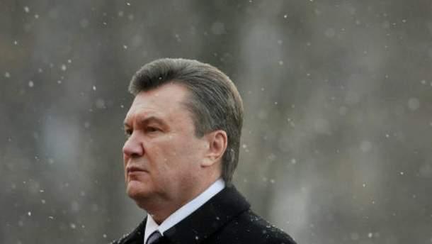 Президент Украини Виктор Янукович
