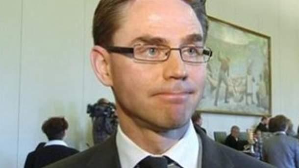 Премьер-министр Финляндии Юрки Катайнен