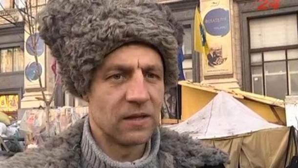 Михайло Гаврилюк не збирається судитися з кривдниками
