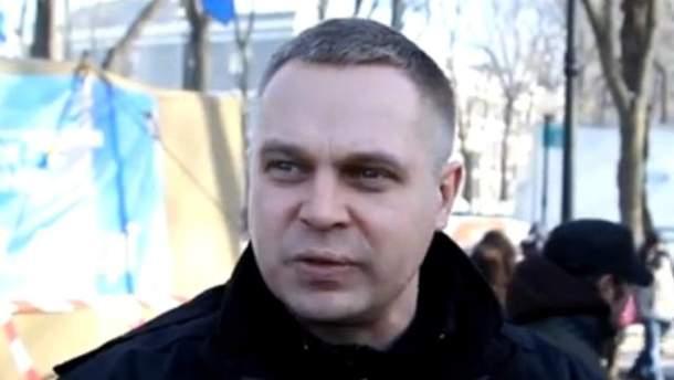 """Олександр Зінченко: """"Всіх нормально пре!"""""""