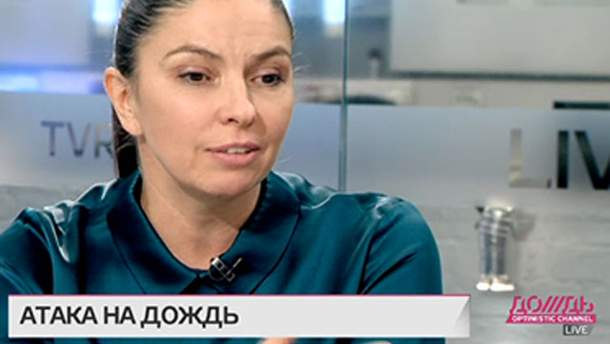 "Гендиректор ""Дождя"" Наталья Синдеева"