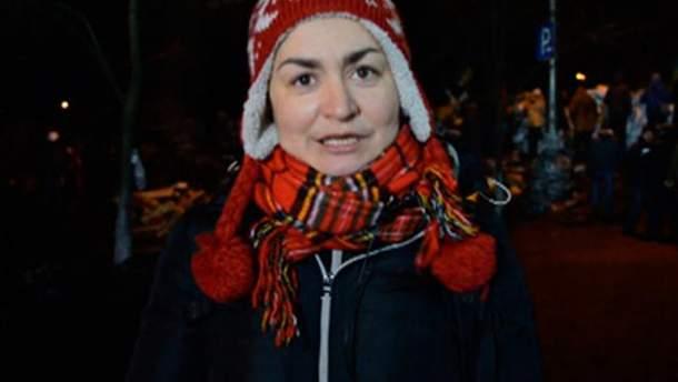 Леся Ганжа