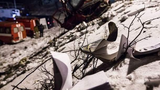 Аварія на Сумщині