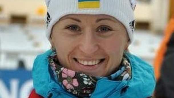 Вита Семеренко завоевала бронзу