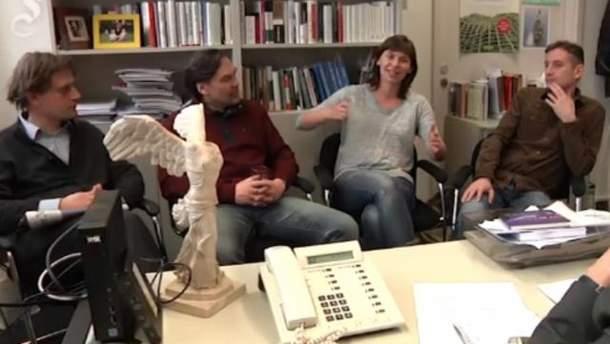 Прохасько, Андрухович, Жадан и Малярчук рассказали немцам о Майдане