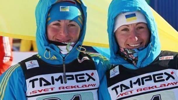 Сестри Семеренко — реальні претендентки на медалі