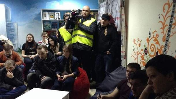 Встреча активистов