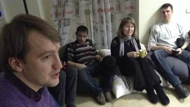 Встреча жителей Донетчины с общественными активистами