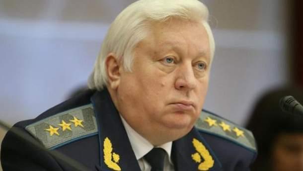 Виктор Пшонка
