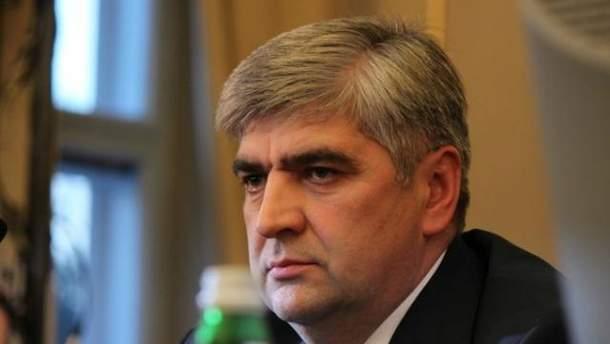 Голова Львівської ОДА Олег Сало