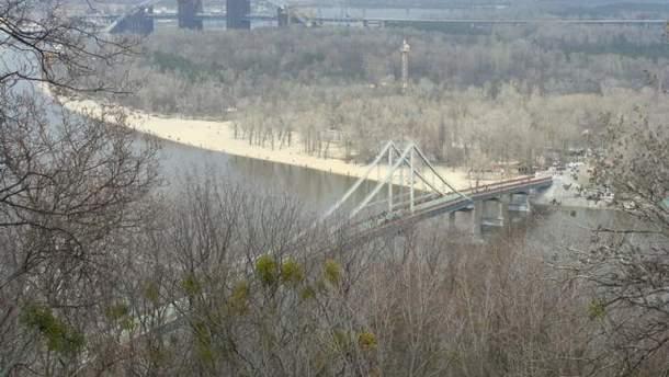 Міст до Труханового острову