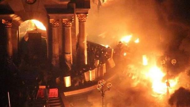 Силовики на Майдані