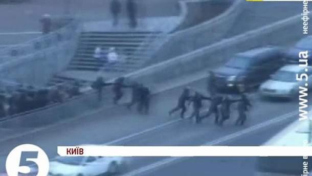 Втеча правоохоронців