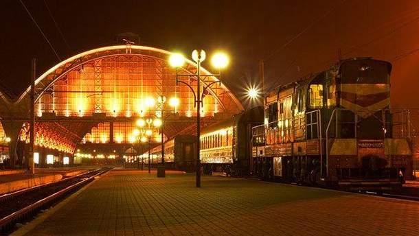 Вокзал у Львові
