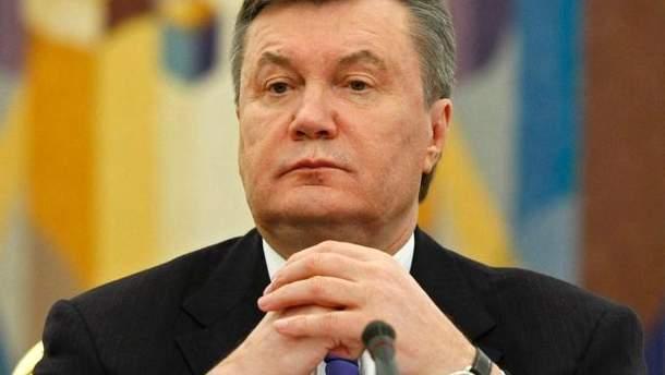 Янукович нікуди не виїжджав