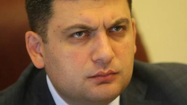 Мер Вінниці Володимир Гройсман