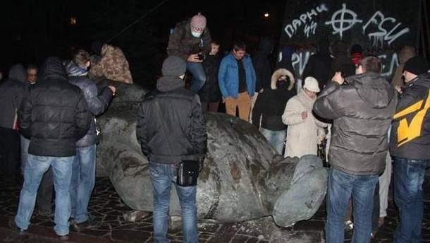 Пам'ятник Леніну у Чернігові