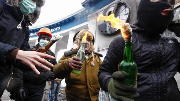 Противостояние в Киеве