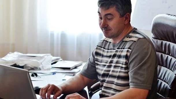 Віталій Грушевський