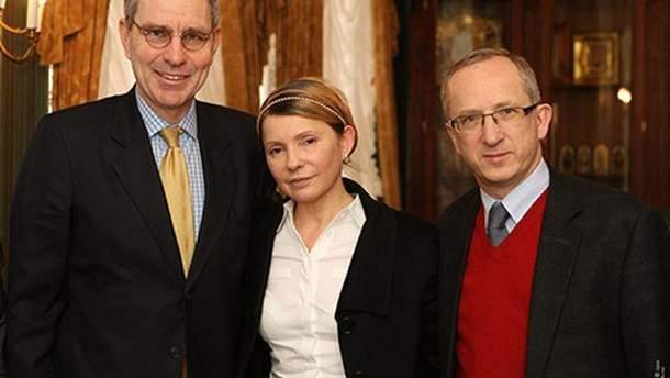 Юлия Тимошенко с послами