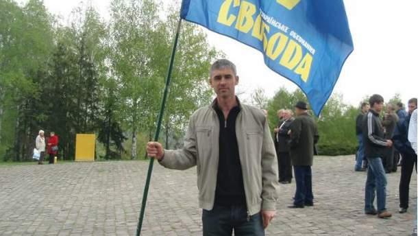 Виктор Брокарев