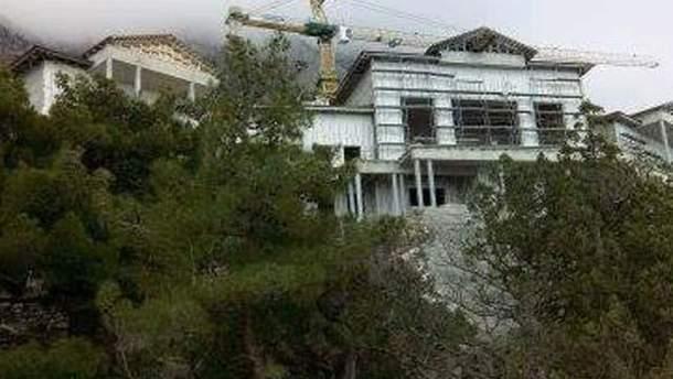 Резиденция в Крыму