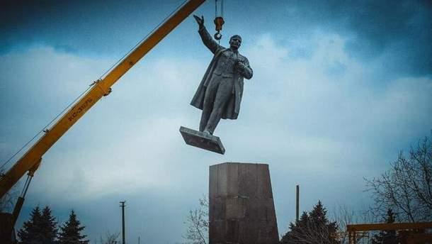 Ленин в Новой Каховке