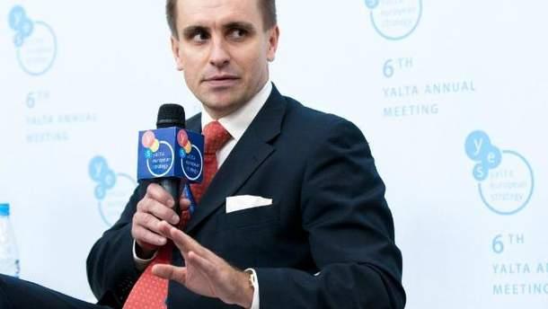 Посол Костянтин Єлісєєв