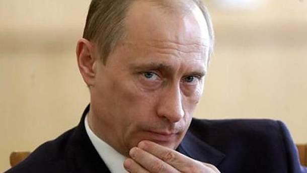 Путін відерагував на звернення Аксьонова