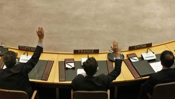 Совет безопасности Организации Объединенных Наций
