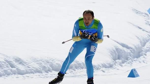 Виталий Лукьяненко - олимпийский чемпион