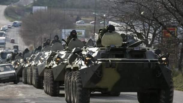 В Крыму все спокойно?